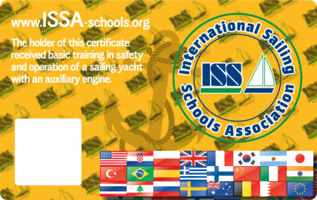For more details about ISSA Yacht Crew Certificate go to www.issa-schools.org