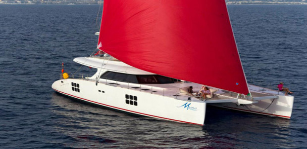 DYC Crewed Yachts Dpt: good deals on Muse in Caribbean
