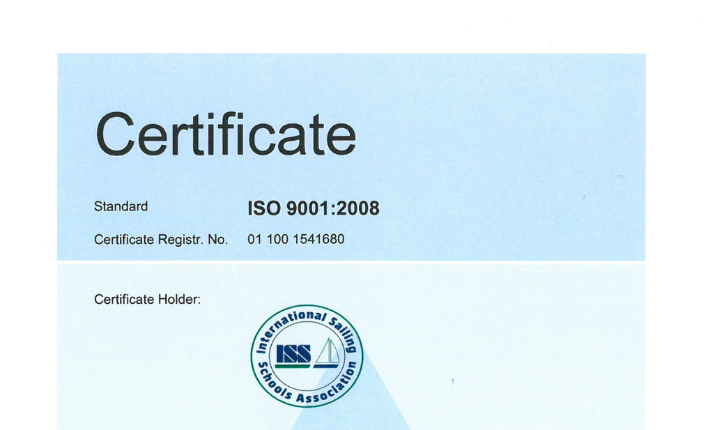 The ISSA's department responsible for certification obtained
